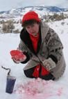 BASIC SNOW TRACKING